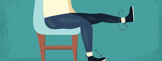 Momentary Relief Part 1: Stretches for My Restless Legs image