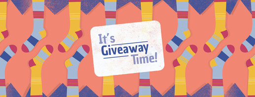 Restless Legs Syndrome Awareness Day Giveaway 2021 image